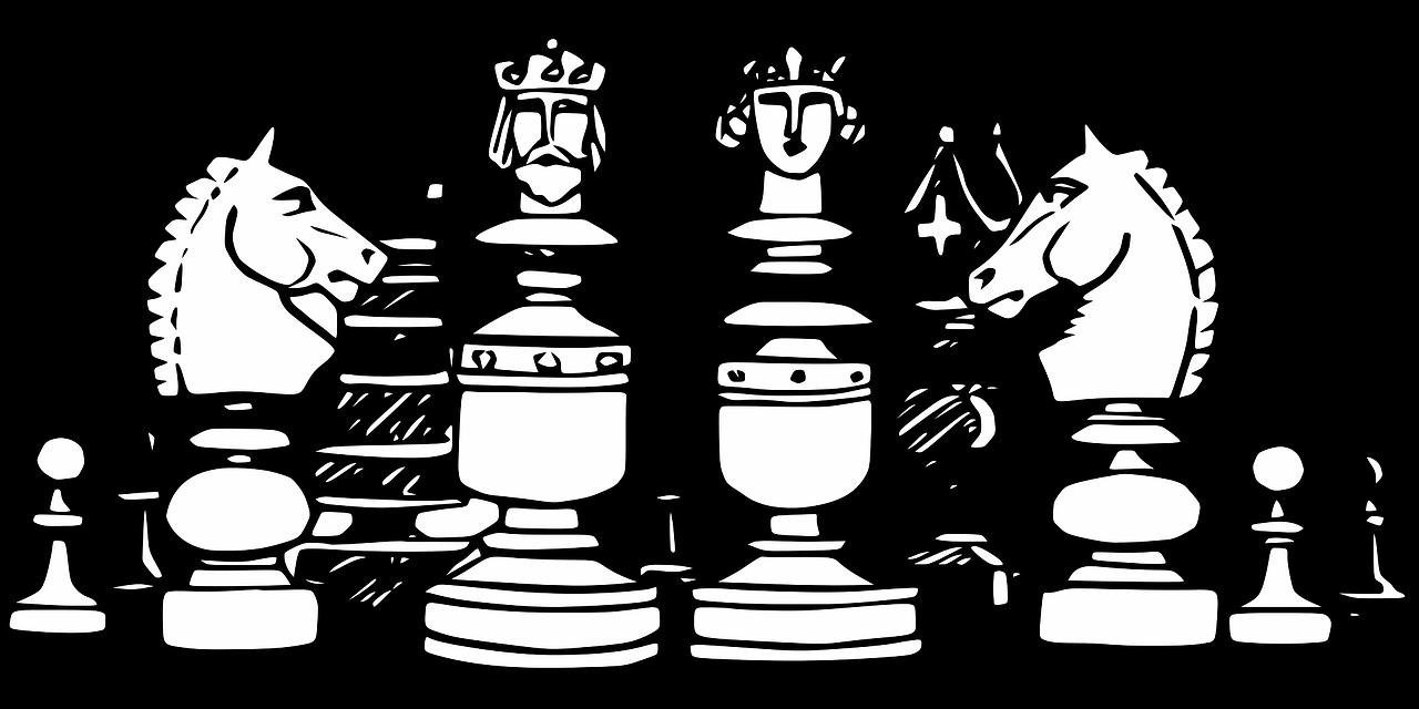 Schach Dem König